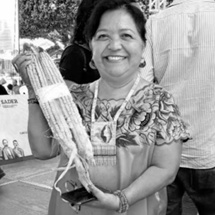 JUANA GARCÍA PALOMARES